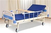 Giường y tế 1 tay quay Nikita NKT-DCN01