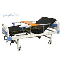 Giường bệnh 2 tay quay NKT-A01-II