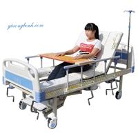 Giường bệnh 5 tay quay NKT-E04-IV