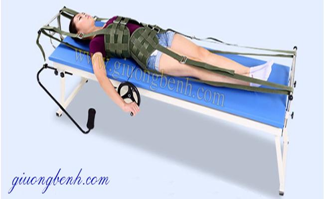 Giường kéo giãn có tay cầm NIKITA-HK158C